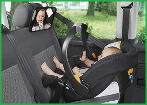 Specchietto sedile auto