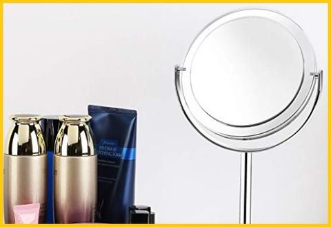Specchio ingranditore da tavolo