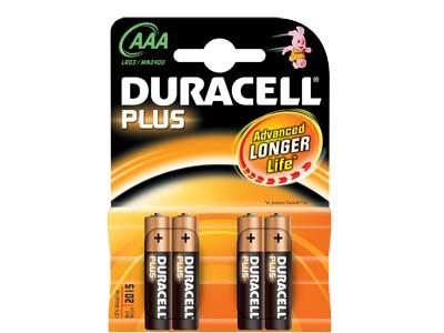 Batterie duracel