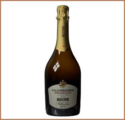 Bottiglia Di Maschio Prosecco Della Valdobbiadene