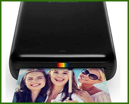 Stampa foto polaroid