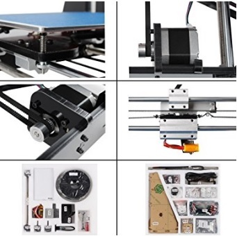 Stampante 3d con filamenti economica
