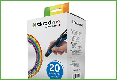 Polaroid 3d pen filamento