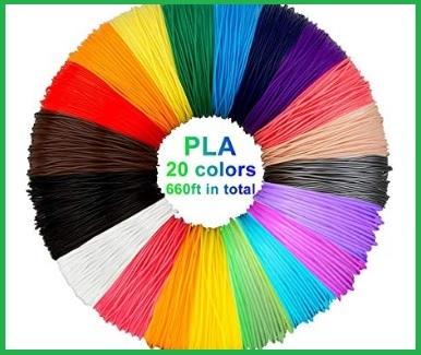 Stampante 3d Filamenti Colorati