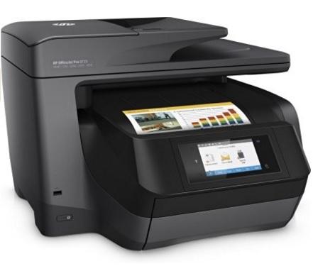 Stampante Multifunzione Professionale Hp Officejet