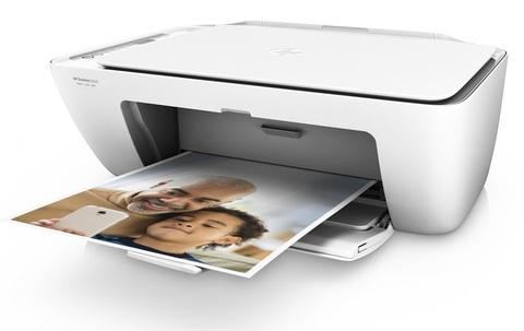 Stampante Bianco A Getto D'inchiostro Hp Deskjet