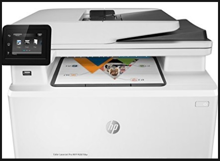 Stampante laser colori multifunzione