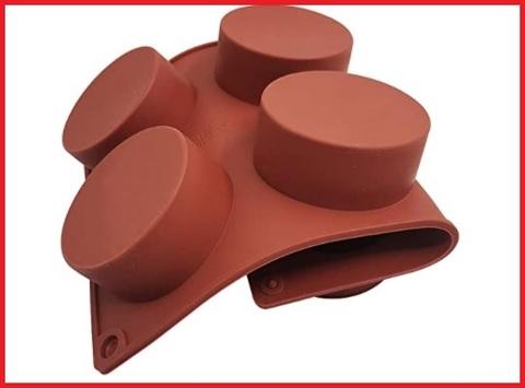 Stampo Muffin Silicone Rotondo