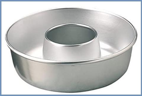 Stampo ciambella alluminio