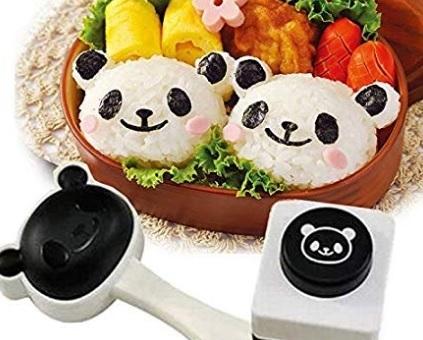 Stampo Per Sushi Panda
