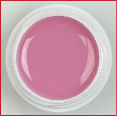 Gel monofasico rosa trasparente  scuro ml 15