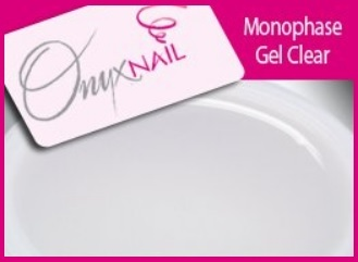 Gel monofasico trasparente/ clear ml 15