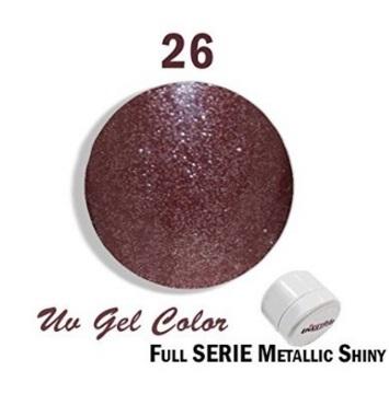 Gel color marrone 2631