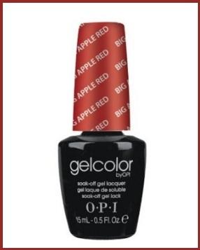 Gel color rosso elettrico 2680