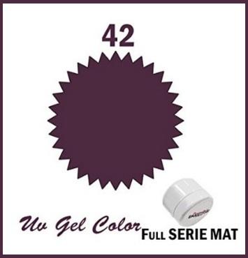 Gel color porpora 2684