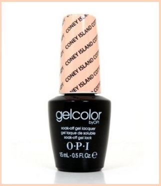 Gel color rosso candy 2686