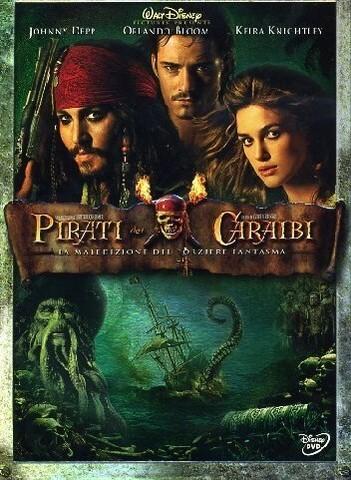 Pirati dei caraibi la maledizione del forziere fantasma