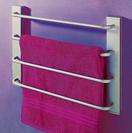 Asciugatore Da Parete Per Asciugamani In Alluminio