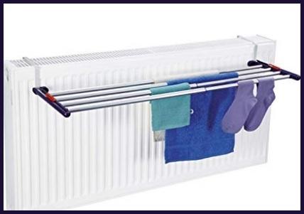 Stendino da termosifone regolabile