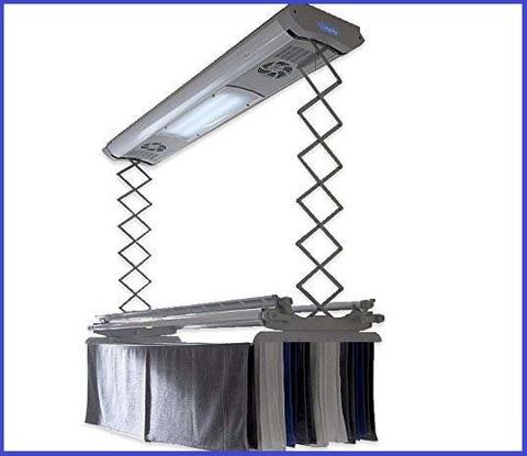 Stendino elettrico da soffitto