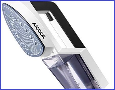 Stiratore verticale a vapore portatile