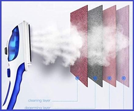 Stiratrice verticale portatile