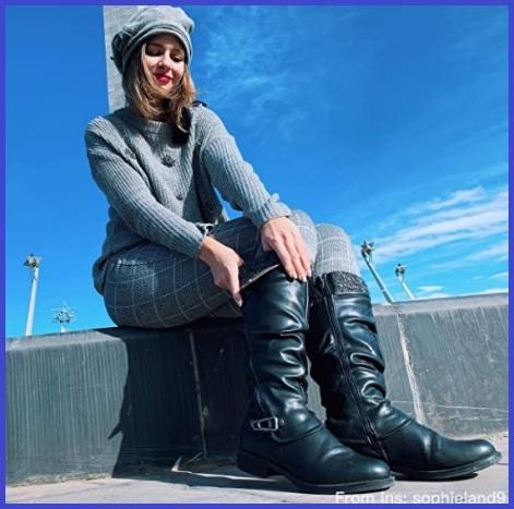 Stivali per donna invernale