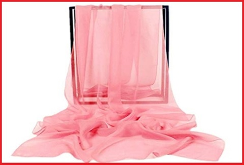 Stole donna elegante cerimonia rosa