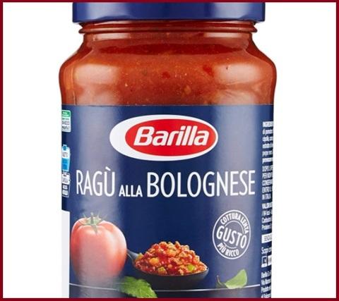 Sugo Pronto Barilla Bolognese