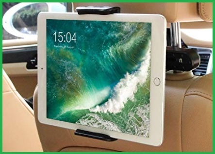 Supporto Tablet Poggiatesta Auto