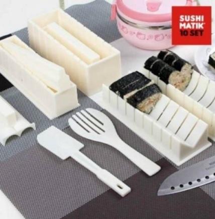 Stampini per creare sushi in varie forme