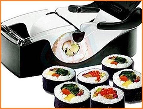 Sushi maker roll