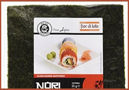 Sushi Alghe Nori