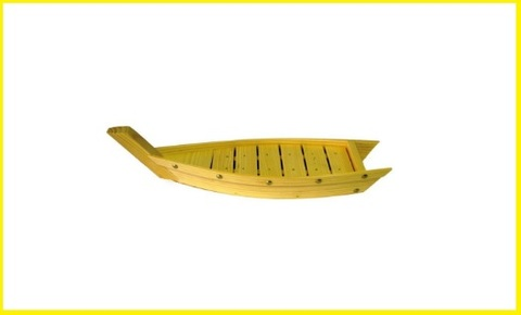 Sushi Barca Legno