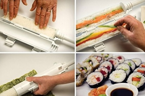Sushi Kit Completo Con Ingredienti