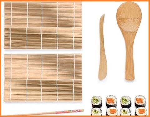 Sushi bamboo tradizionale