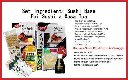 Sushi bazooka kit