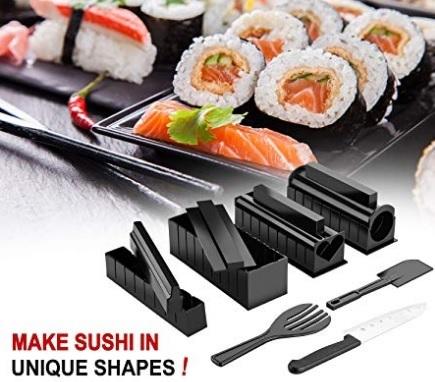 Sushi maker kit completo