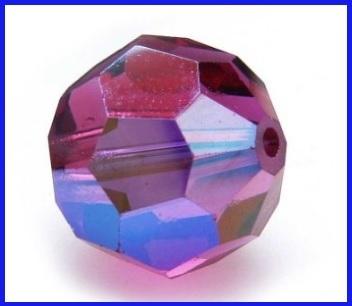 Perline swarovski vari colori brillanti