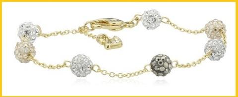 Catalogo Bracciali Swarovski Bracciale Oro E Metallo