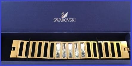 Catalogo swarovski gioielli bracciale grande