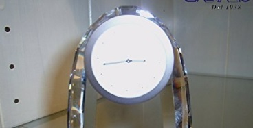 Orologio da carrozza della swarovski