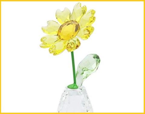 Fiore swarovski cristallo