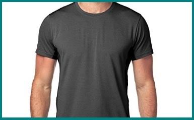 T Shirt Maniche Corte Strette