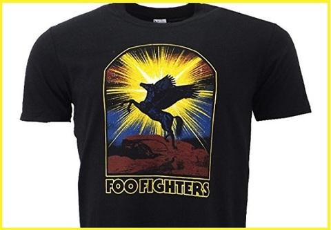 T Shirt Foo Fighters Bambino