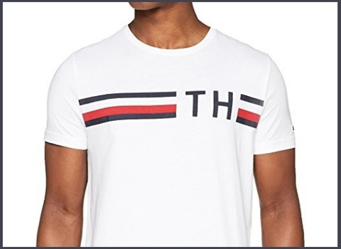 T-shirt tommy hilfiger uomo