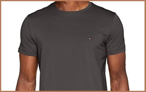 Tommy hilfiger uomo t-shirt slim