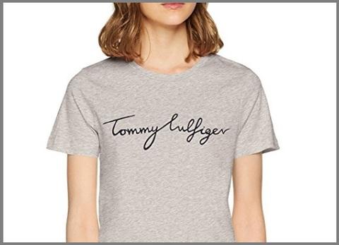 Tommy hilfiger donna tshirt