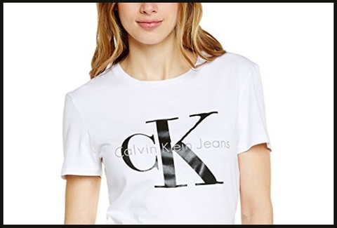 T-shirt Calvin Klein Donna