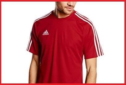 T-shirt adidas rossa